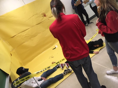 Crime Scenes and Forensics - Mr  Fitton's Website